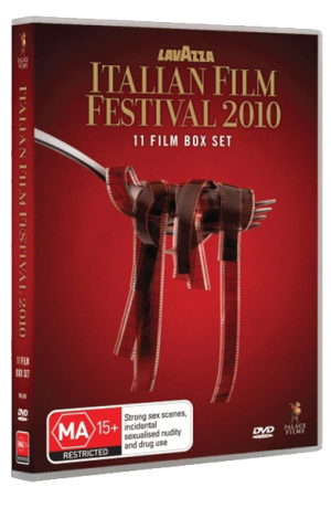 Lavazza Italian Film Festival 2010 Box Set