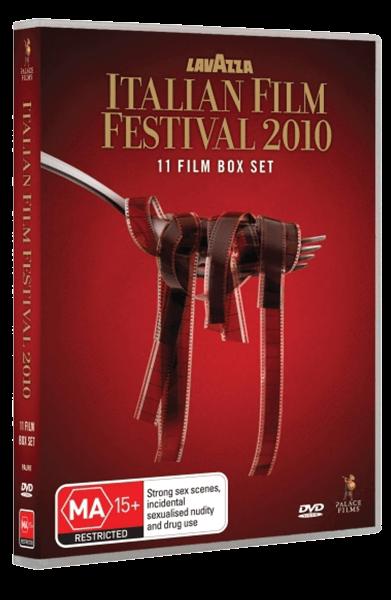 Lavazza Italian Film Festival 2010 Box Set