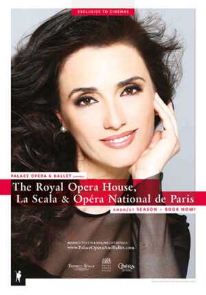 Palace Opera & Ballet: 2020/21 Season Poster