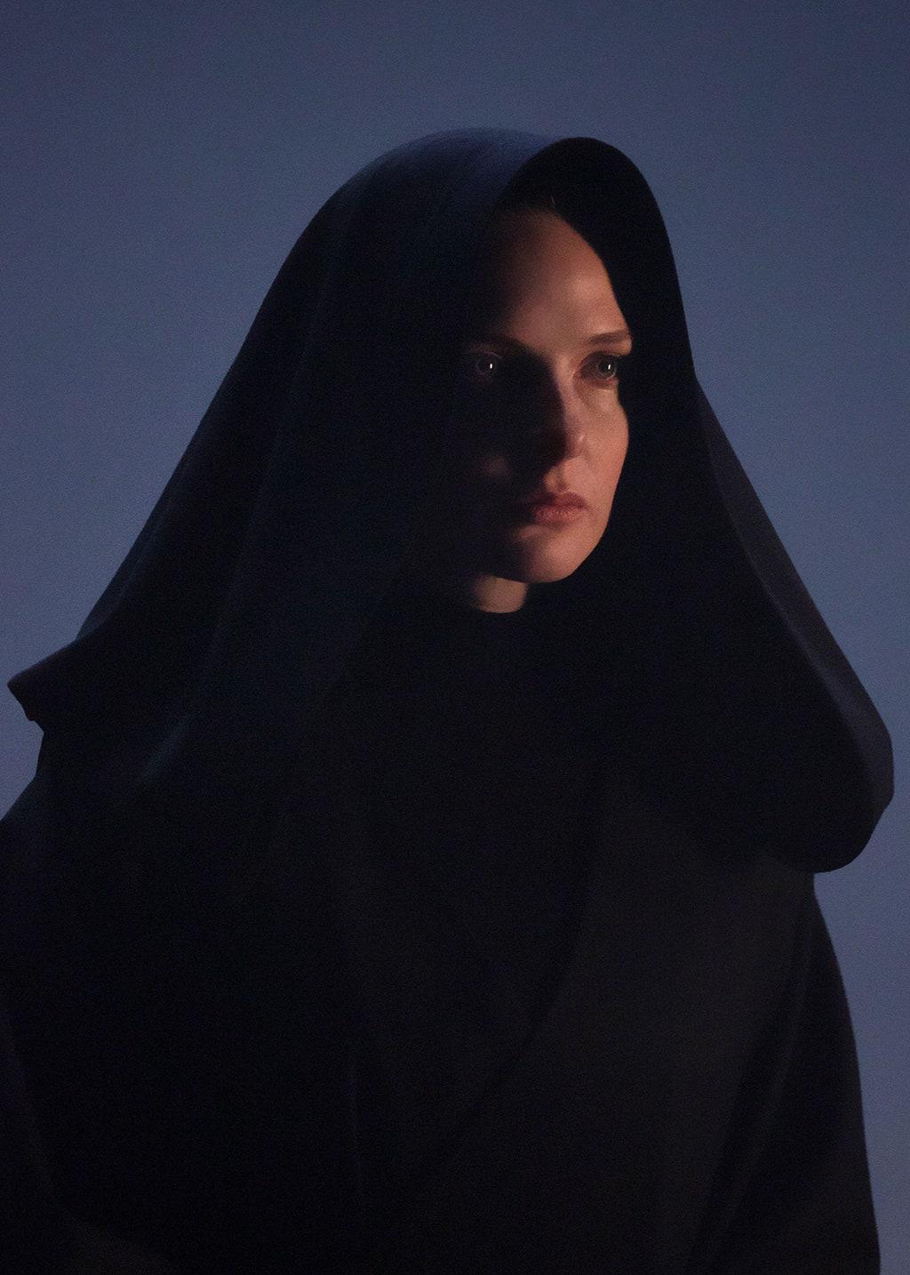 Rebecca Ferguson as Lady Jessica Atreides. PHOTO BY CHIABELLA JAMES.