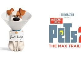 Trailer: THE SECRET LIFE OF PETS 2 - Max Goes To The Vet