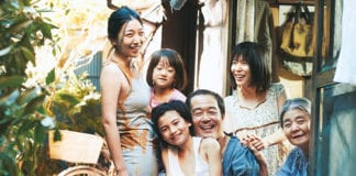 shoplifters family