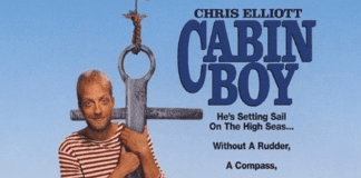 Film Audit: CABIN BOY - A Voyage Through Absurdity