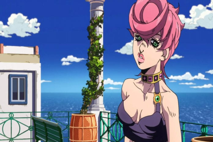Review: JOJO'S BIZARRE ADVENTURE: GOLDEN WIND Episode 9