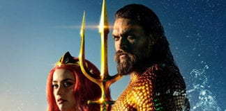 aquaman poster cut
