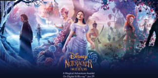 THE NUTCRACKER AND THE FOUR REALMS Special Features Breakdown