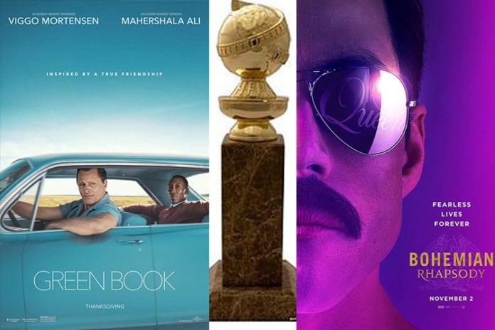 Golden Globes Big Awards