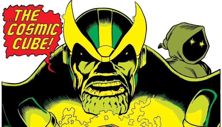 From Jack Kirby To AVENGERS: INFINITY WAR: An In-Depth Look At Thanos