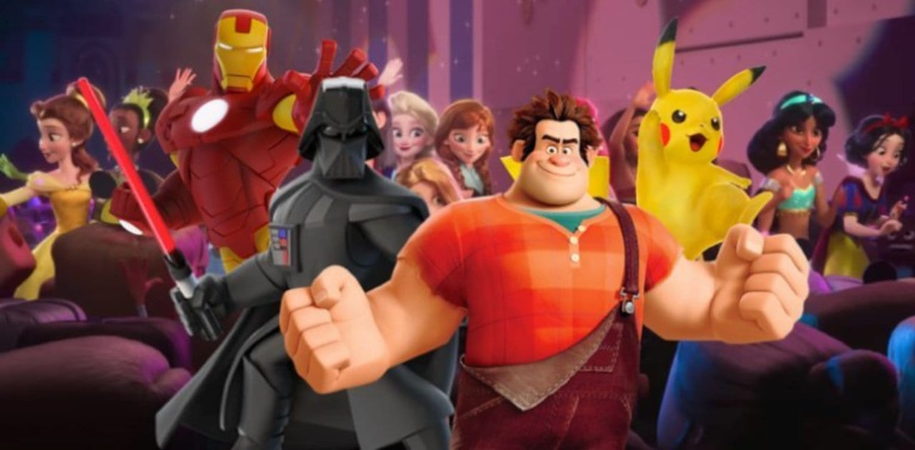 RALPH BREAKS THE INTERNET Special Features Breakdown