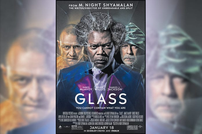 Enter For A Chance To Win Passes To An Advance Screening of GLASS