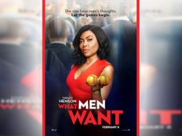 Enter For A Chance To Win Passes To An Advance Screening of WHAT MEN WANT