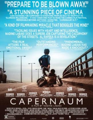 capernaum poster