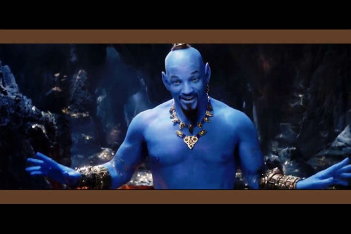 See Will Smith In ALADDIN Official Trailer #2