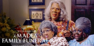 "Tyler Perry's A Madea Family Funeral (2019 Movie) Official Clip – ""Funeral Home"""