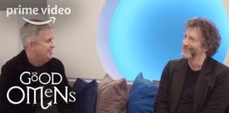 Good Omens – Featurette: Casting Benedict Cumberbatch   Prime Video