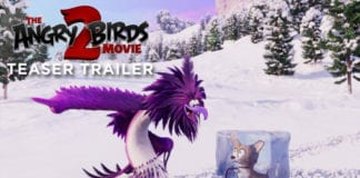 THE ANGRY BIRDS MOVIE 2 – Official Teaser Trailer