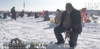 Epic Subzero Ice Fishing | Real Sports w/ Bryant Gumbel | HBO