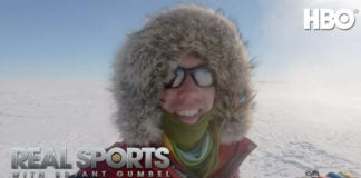 Crossing Antarctica Alone | Real Sports w/ Bryant Gumbel | HBO