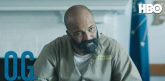BTS w/ Jeffrey Wright on Playing Louis | O.G.