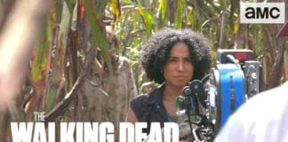 (SPOILERS) 'Connie & The Crying Baby' Making of Ep. 911 BTS | The Walking Dead