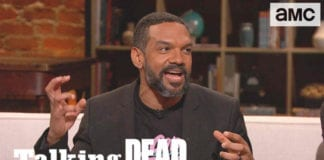 'Khary on Wearing a Wig in Hot Atlanta' Fan Questions Ep. 911 | Talking Dead