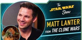 The Mandalorian Wraps and Matt Lanter Talks The Clone Wars