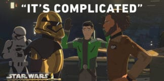 """It's Complicated – """"Descent"""" Preview   Star Wars Resistance"""