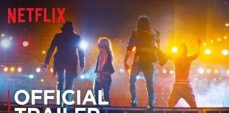 Netflix - THE DIRT Official Trailer Mötley Crüe's Biopic