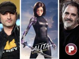 POPAXIOM Talks With Robert Rodriguez And Jon Landau About ALITA: BATTLE ANGEL
