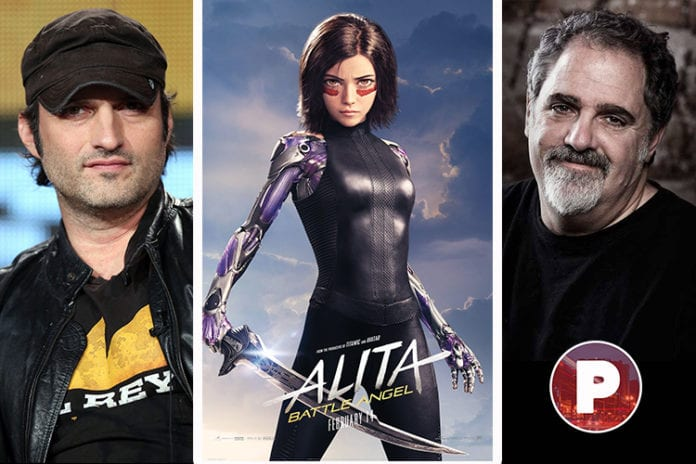 POPAXIOM Talks With Robert Rodriguez And Jon Landau About ALITA: BATTLE ANGEL