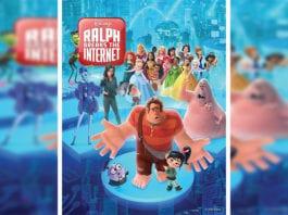 Win A Digital Copy Of Disney's RALPH BREAKS THE INTERNET