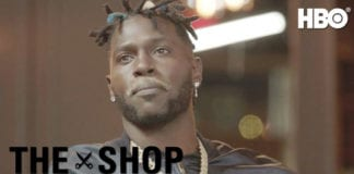 'Now He's a Distraction' ft. Antonio Brown & LeBron James   The Shop   HBO