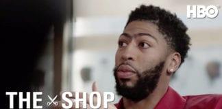 Anthony Davis, Lebron and 2 Chainz talk Momentum Shift   The Shop   Season 2