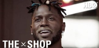 'Damn, That's Where We're at Now?' ft. Antonio Brown   The Shop   Season 2