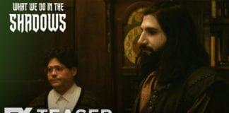 What We Do in the Shadows | Season 1: Half Drunk Teaser | FX