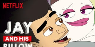 Big Mouth   Jay Falls in Love with His Pillow   Netflix
