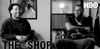 'I Never Knew What Old Man Strength Was' Bonus Clip   The Shop   Season 2