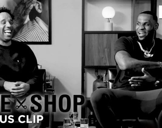 'I Never Knew What Old Man Strength Was' Bonus Clip | The Shop | Season 2