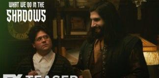 What We Do in the Shadows | Season 1: Black Van Teaser | FX