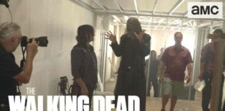 (SPOILERS) 'Daryl & Beta's Fight Scene' Making of Ep. 913 BTS | The Walking Dead