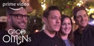 Good Omens – Recap: SXSW Garden of Earthly Delights | Prime Video