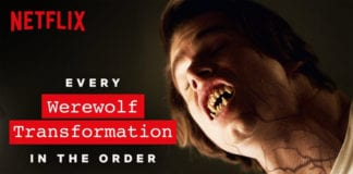 Every Werewolf Transformation | The Order | Netflix