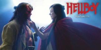 "Hellboy (2019) Featurette ""Bringing the Hellboy Comics To Life"" – David Harbour, Milla Jovovich"