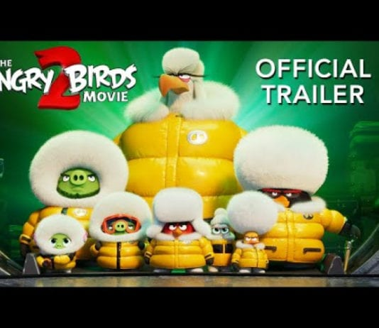 THE ANGRY BIRDS MOVIE 2 – International Trailer