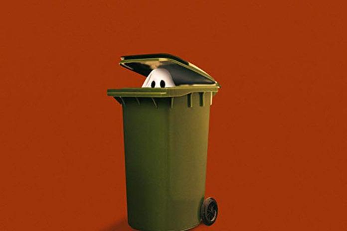 extra ordinary trash can