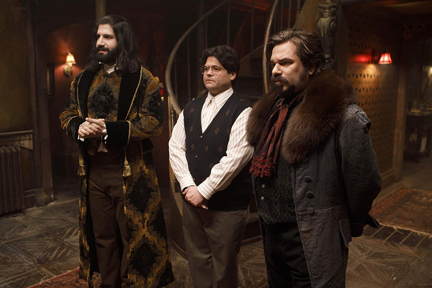 what we do in the shadows group