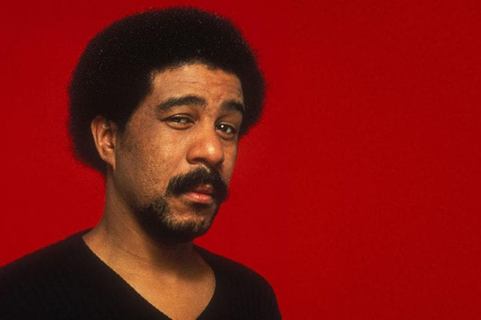 i am richard pryor red