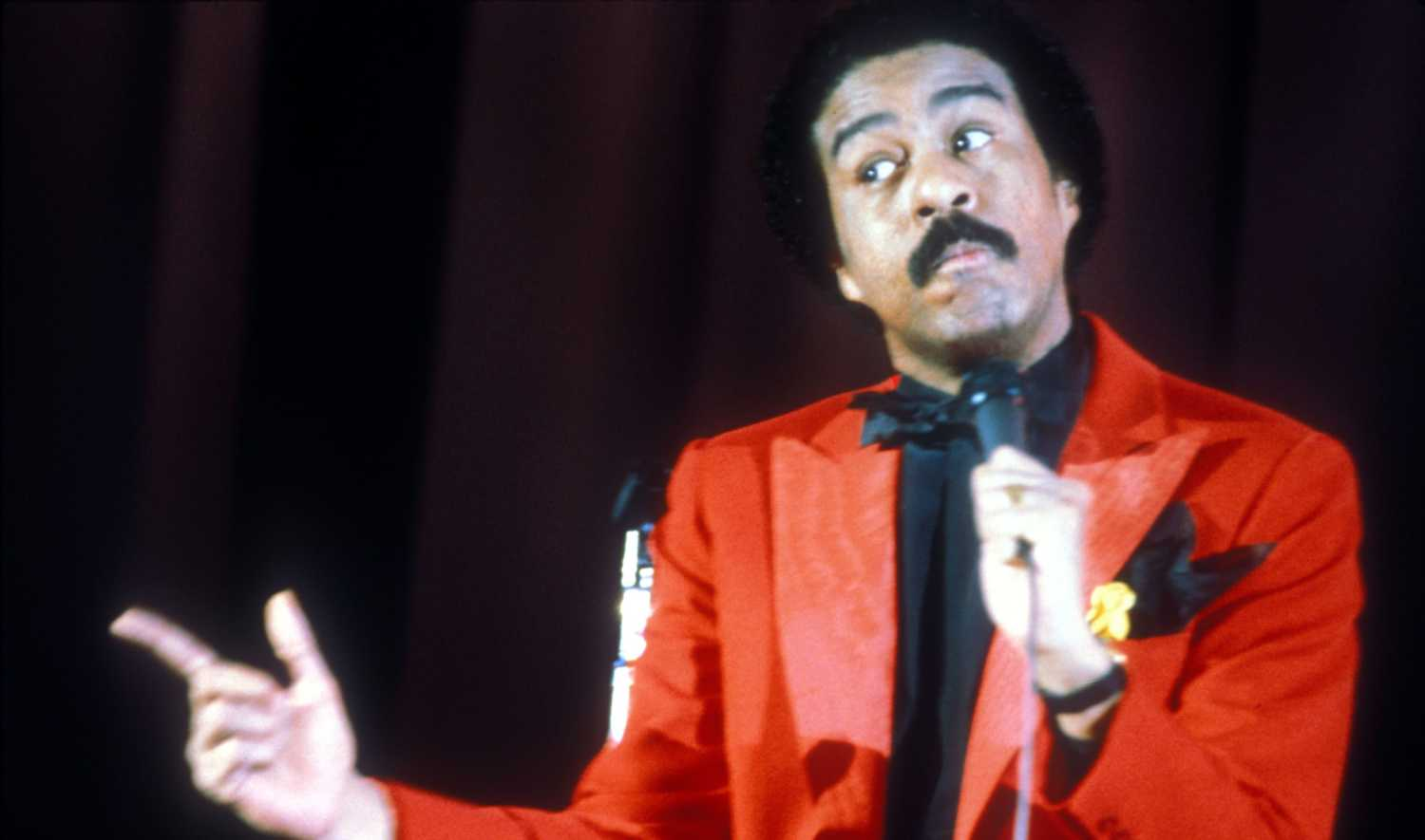 i am richard pryor performance