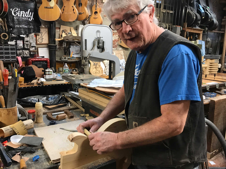 carmine street guitars work