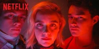 Chilling Adventures of Sabrina: Pt 2 | Under Kiernan Shipka's Spell | Netflix